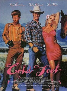 Interview with Sally Kirkland -- Cold Feet