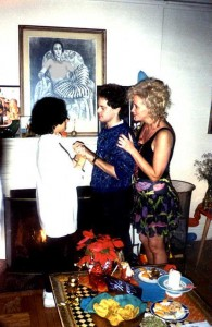Interview with Sally Kirkland -- minister