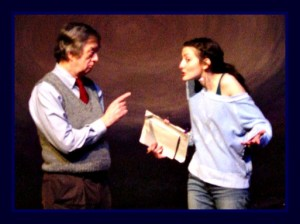 Dana Ring as Bill, Emery Henderson as Jennifer
