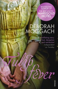 tulip fever book cover