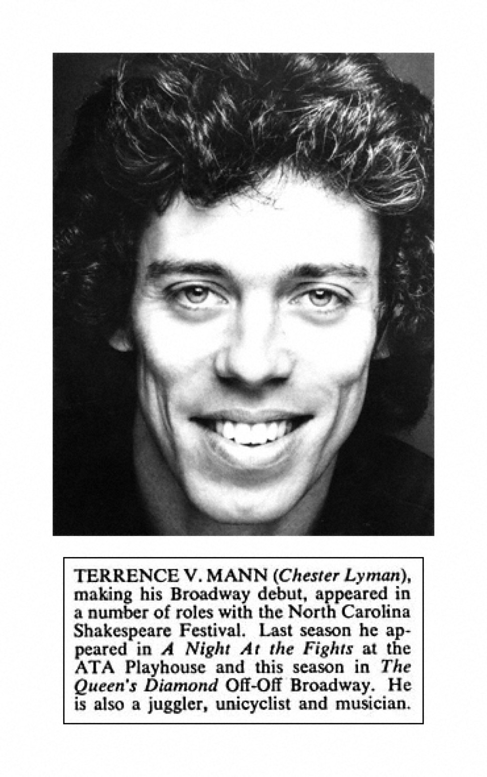 Terence Mann Writer >> Pillow Talking S Interview With Terrence Mann Pillow