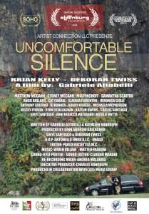Uncomfortable Silence Oldenburg poster