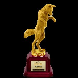Award TRophyFox