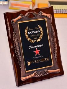 Jean Luc Godard Nominee