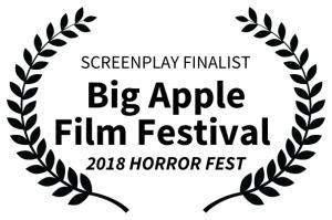 Screenplay Finalist Laurel
