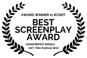 best screenplayCSIFF2018