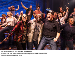 SMALLER9195_The First North American Tour Company of COME FROM AWAY, Photo by Matthew Murphy, 2018