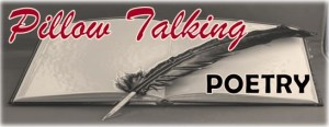 Pillow Talking Poetry logo