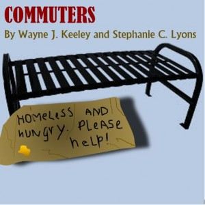 commuters logo new font